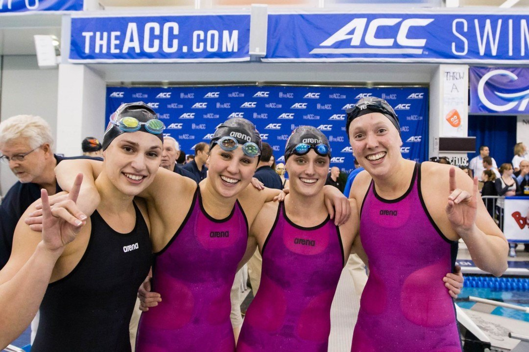 College Swimming Previews: #9 NC State Women Rising