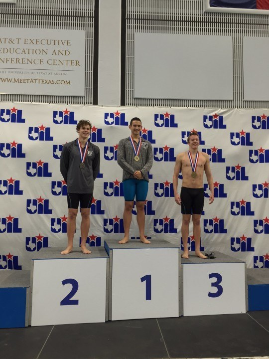 Owen Upchurch & Hudson Smith Set A State Record Apiece At TX 5A State