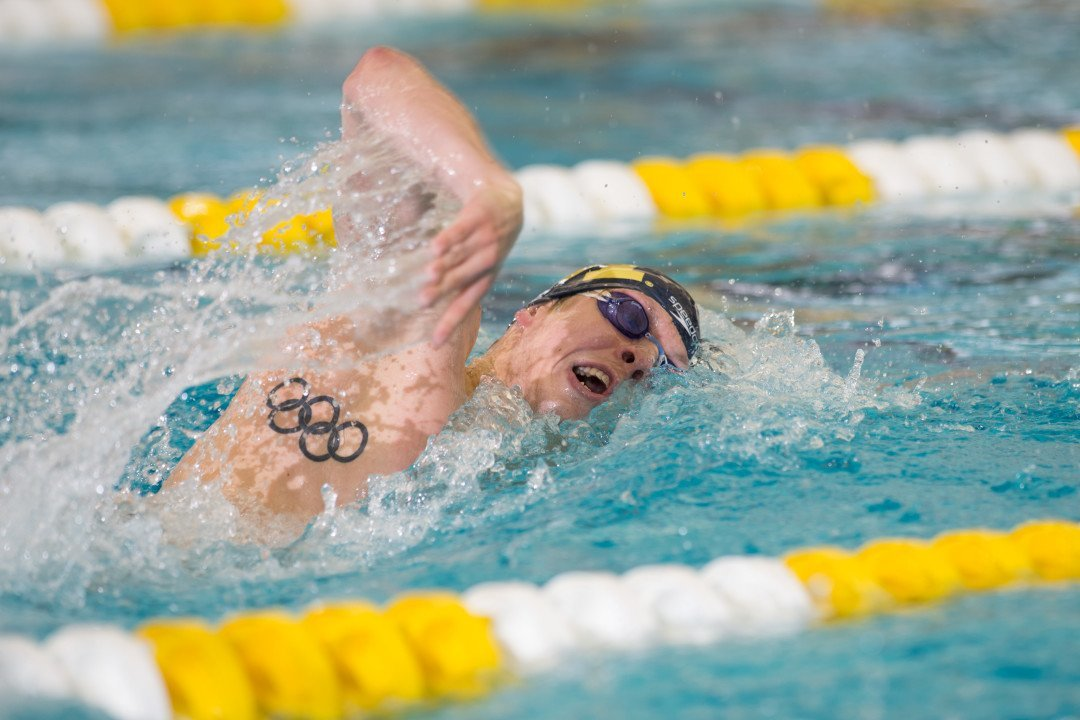 Big Ten Senior Spotlight: Anders Nielsen of the University of Michigan