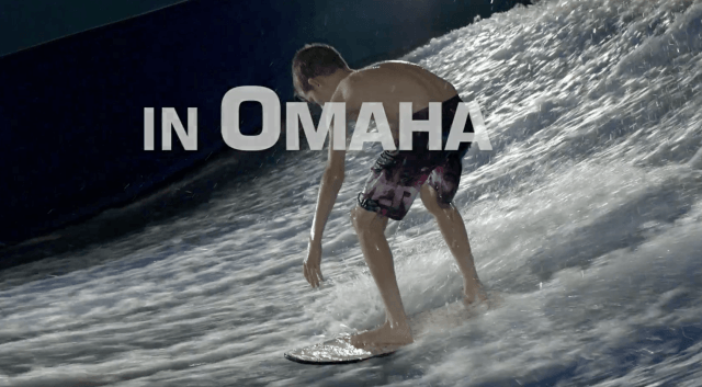 Surf-Omaha, Aqua Zone (courtesy of USA Swimming)