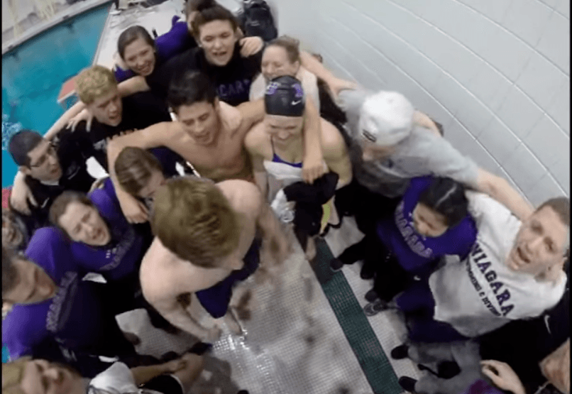 Niagara University's Got Team Spirit (Video)