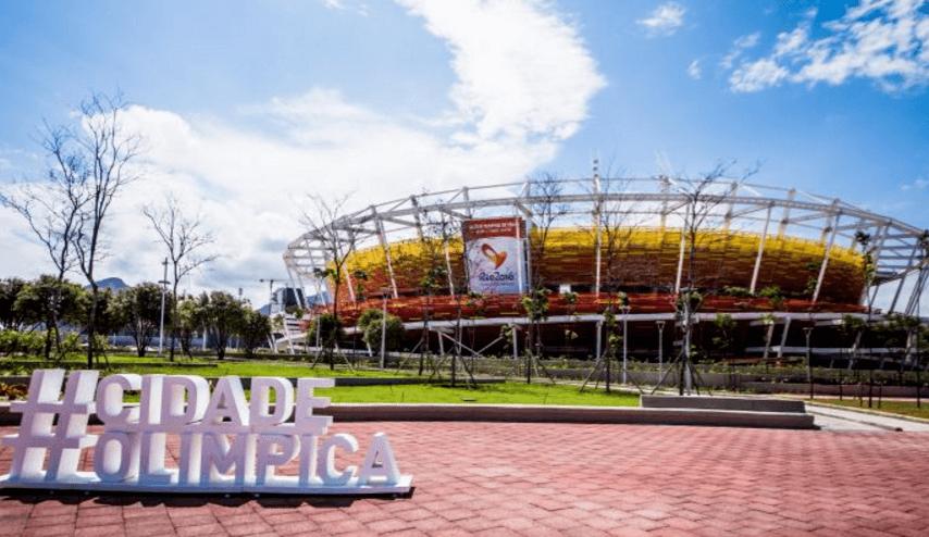 Olympische Spiele Rio 2016 – noch ist nicht alles fertig …