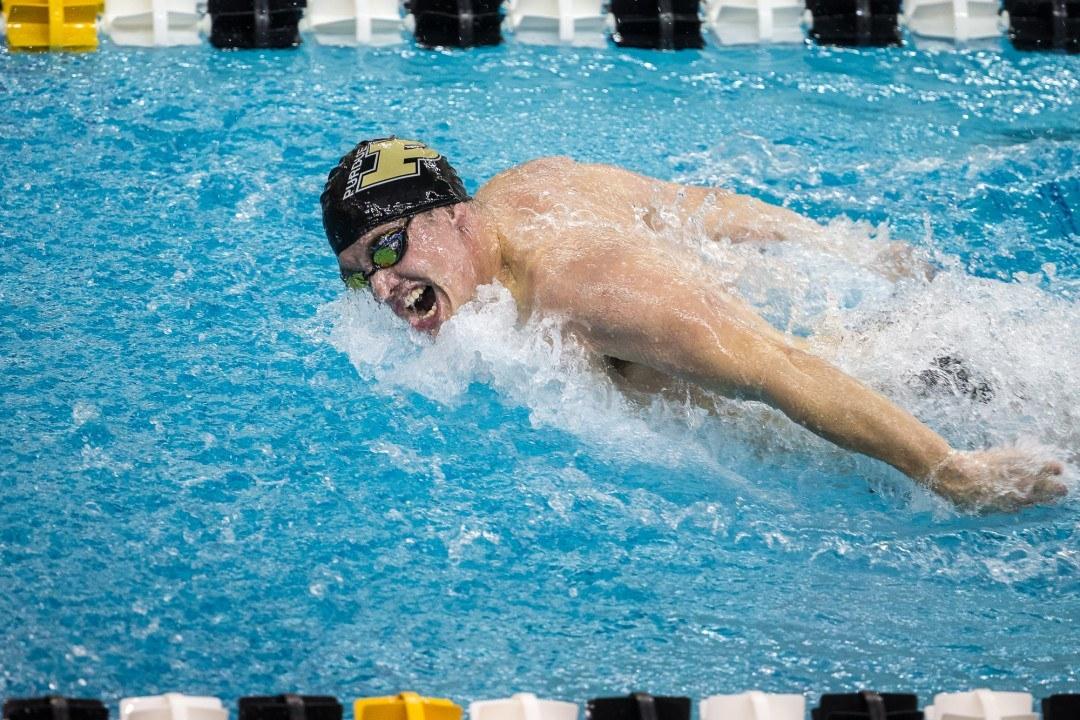 Big Ten Senior Spotlight: Stephen Seliskar of Purdue University