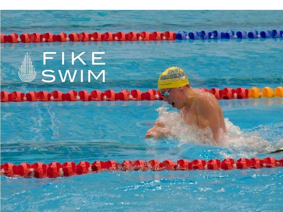 Fike Swim Signs NAG Record Holder Zac Stubblety-Cook