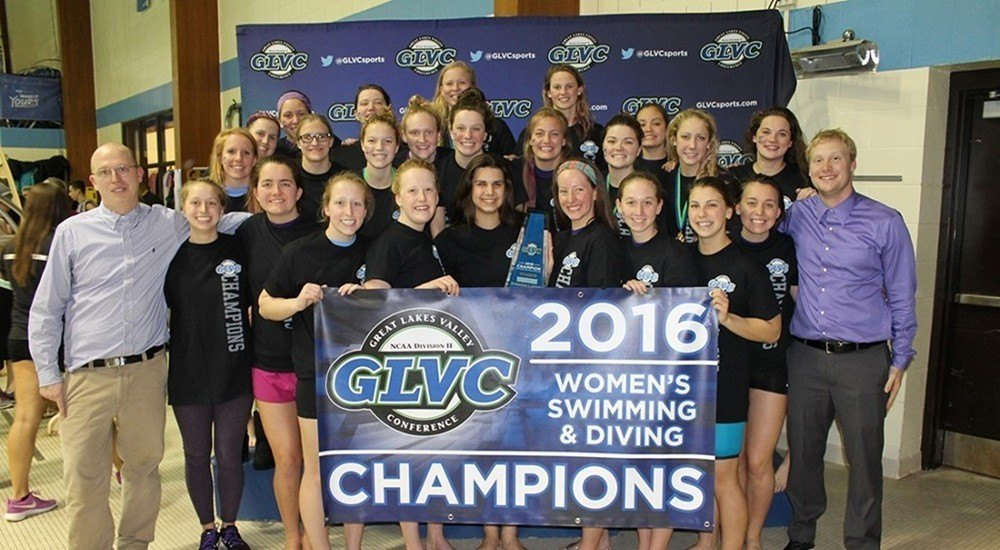 Truman State Women, Drury Men Capture GLVC Conference Titles