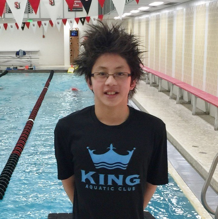 Nathan Hayes, Tyler Lu Break LSC Records on Last Day of PNS Champs
