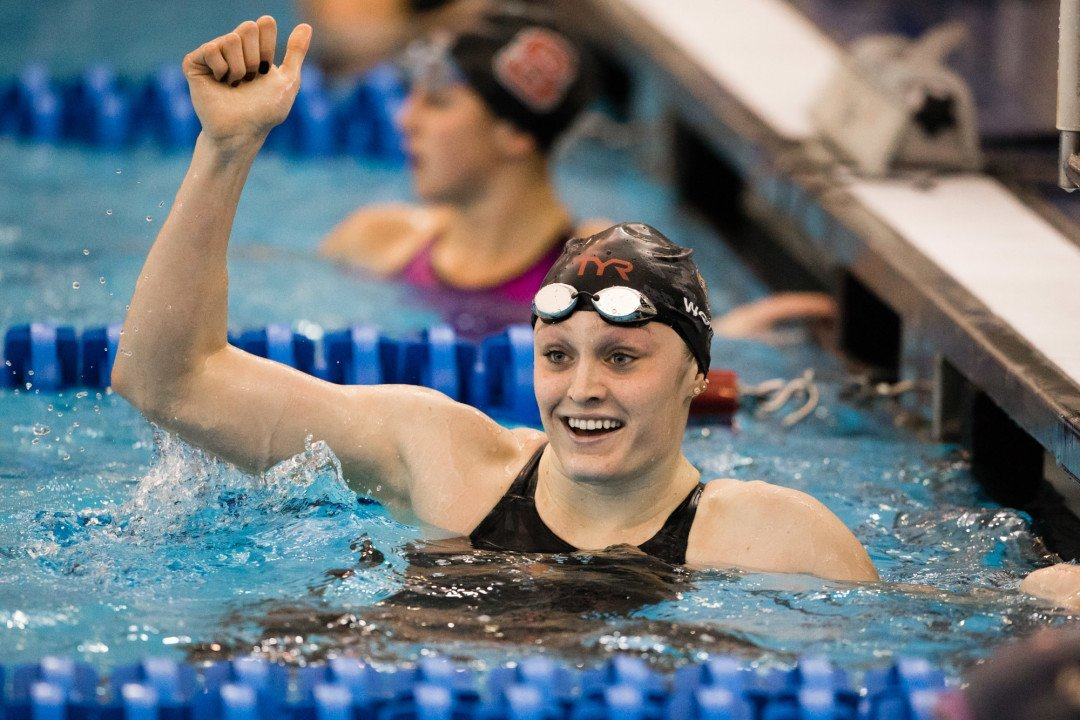 33 Swimming & Diving Athletes Nominated For NCAA Woman of the Year