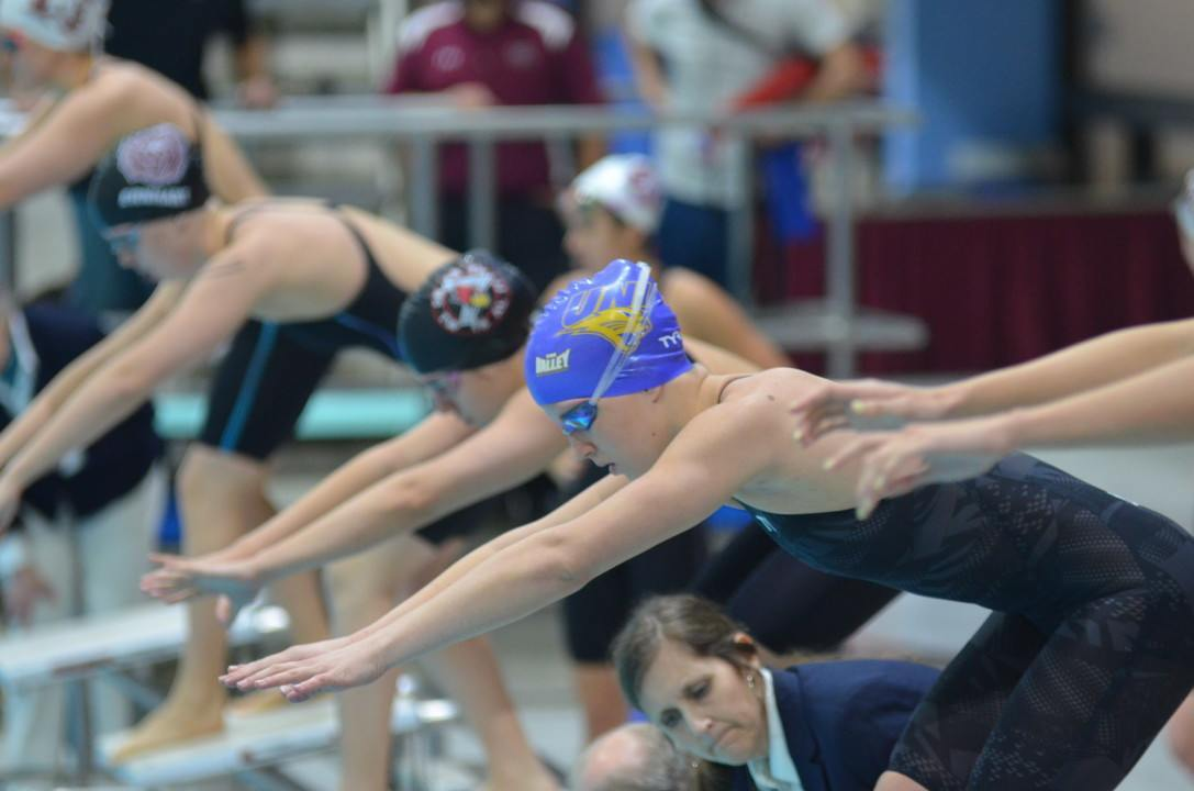 UNI Shocks, SIU Repeats in Day One Relays at MVC Championships
