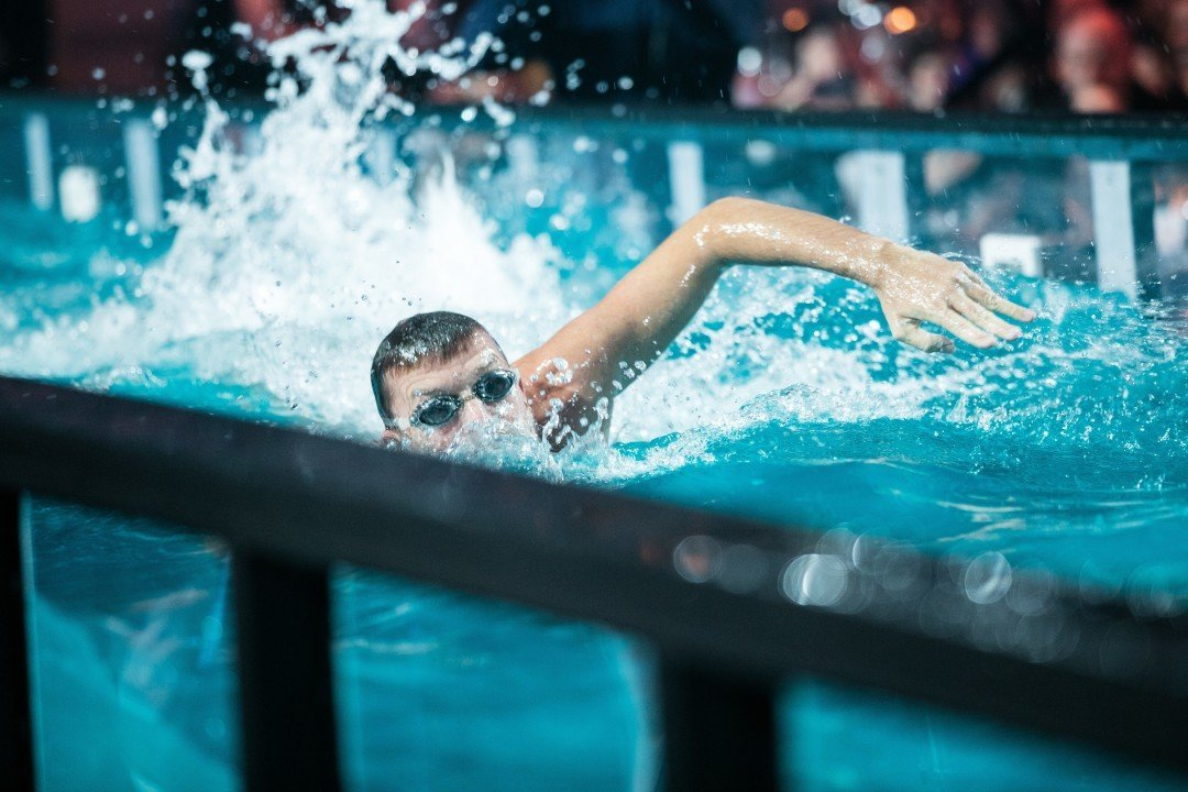Ramon Klenz Breaks Michael Gross' 32-Year-Old 200 Fly German Record