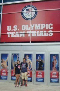 2012 Olympic Trials. Photo courtesy of Carol Arakelian