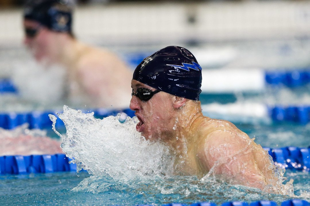 Air Force Men & Women To Host Annual Blue/Silver Meet Saturday