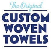 Custom Woven Towels, logo, CWT (courtesy of CWT)
