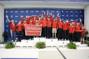 Denison Big Red Captures 2016 NCAA Division III Men's Title