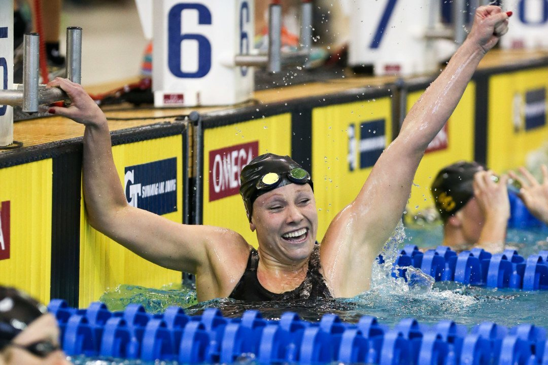 2019 W. NCAA Previews: Eastin Aims for 200 IM Title No.3