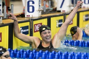 Ella Eastin: Long course is going a lot better than I expected (Video)