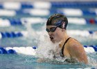 Ella Eastin racing the breast leg during the 200 IM prelims/Tim Binning/TheSwimPictures.com