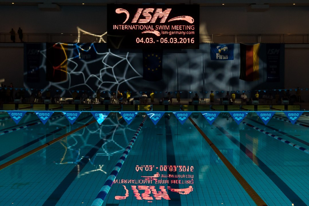 International Swim Meeting (ISM), Berlin: Fotogalerie