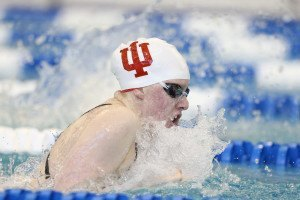 Lilly King Named 2017 Big Ten Swimmer of the Championships