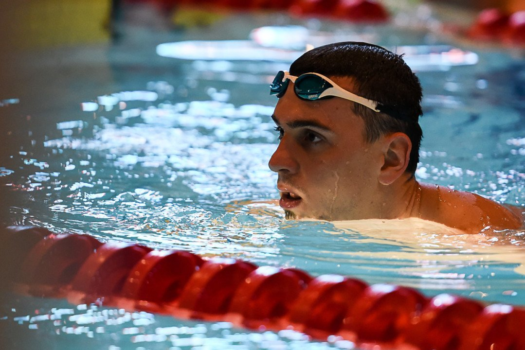Laszlo Cseh highlighted the ISM Berlin with four meet records.
