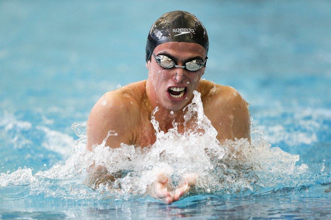 TritonWear Analysis: 2017 Men's NCAA Championships 200 IM