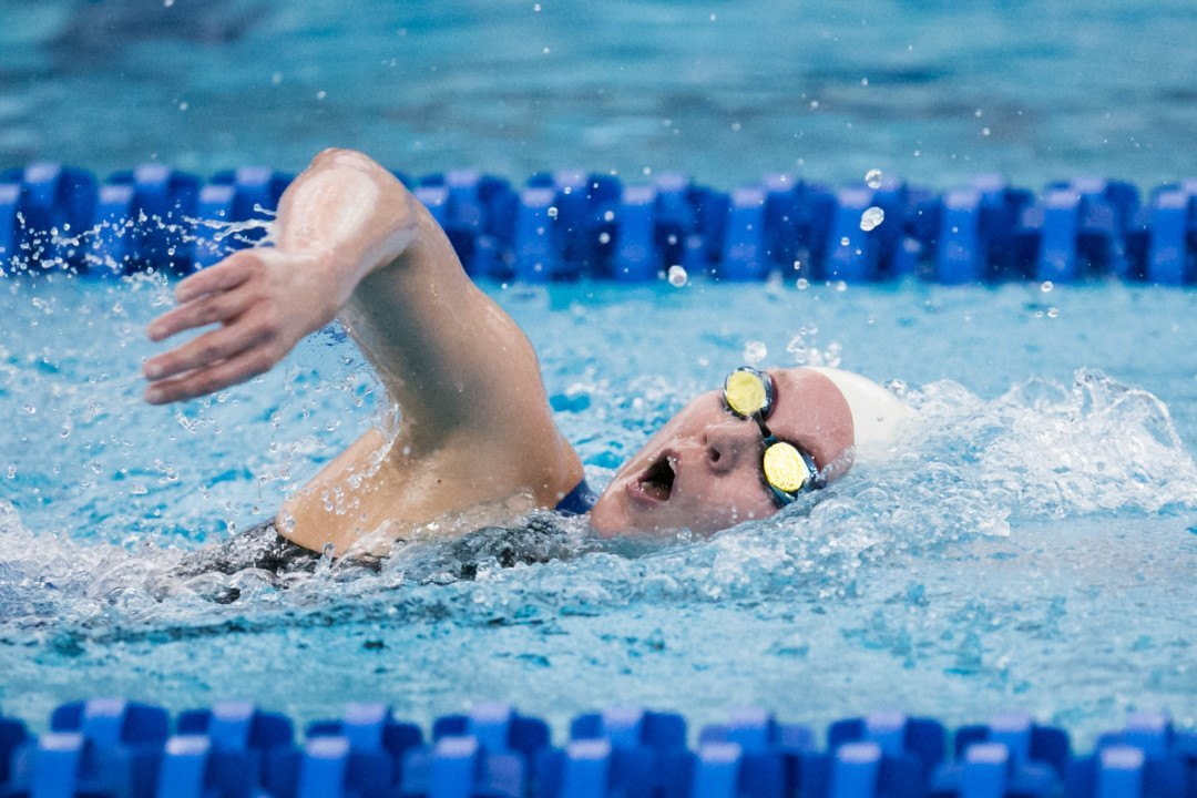 Real-Time Updates of the Early 1650 Heats at the 2016 W. NCAA Champs