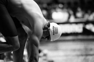 Michael Klueh Putting Swim Ethic to Work in Med School; Expecting Baby