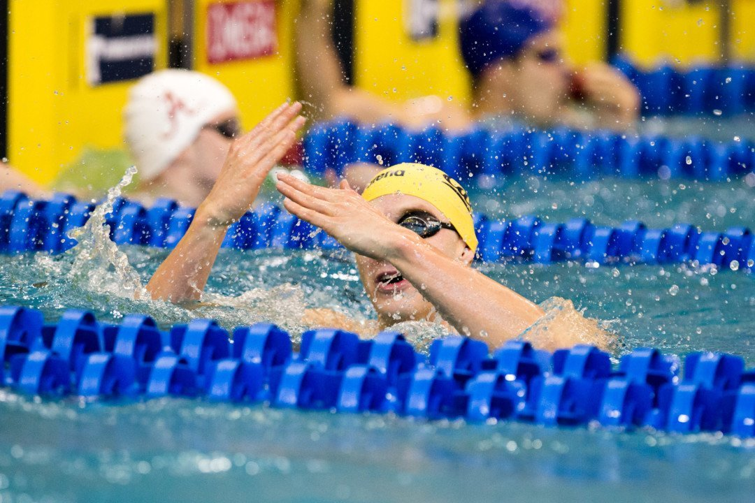 2016 U.S. Olympic Trials Previews: Murphy's Time In Men's 200 Back