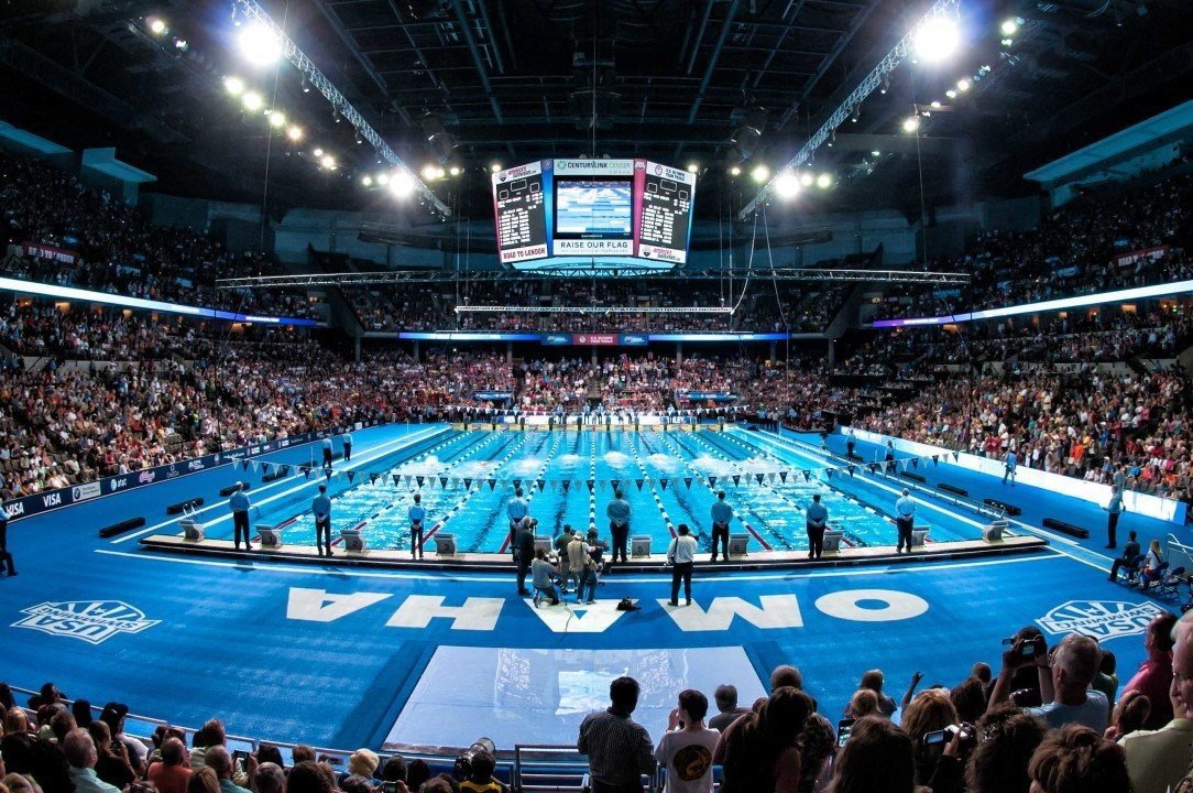 2018 Summer Nationals Won't Count for Olympic Trials Qualifying