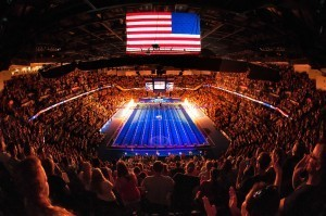 "The 18 Largest Indoor ""Arenas"" Eligible to Host the 2024 US Olympic Trials"