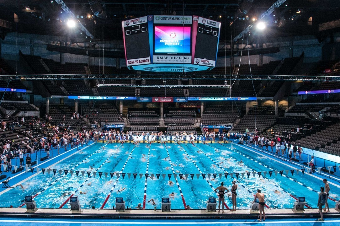 2020 U.S. Olympic Swimming Trials Tickets Go on Sale July 1st