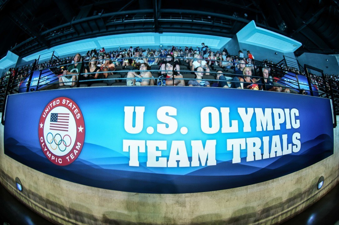 See The New 2021 US Olympic Swimming Trials Qualifying Standards