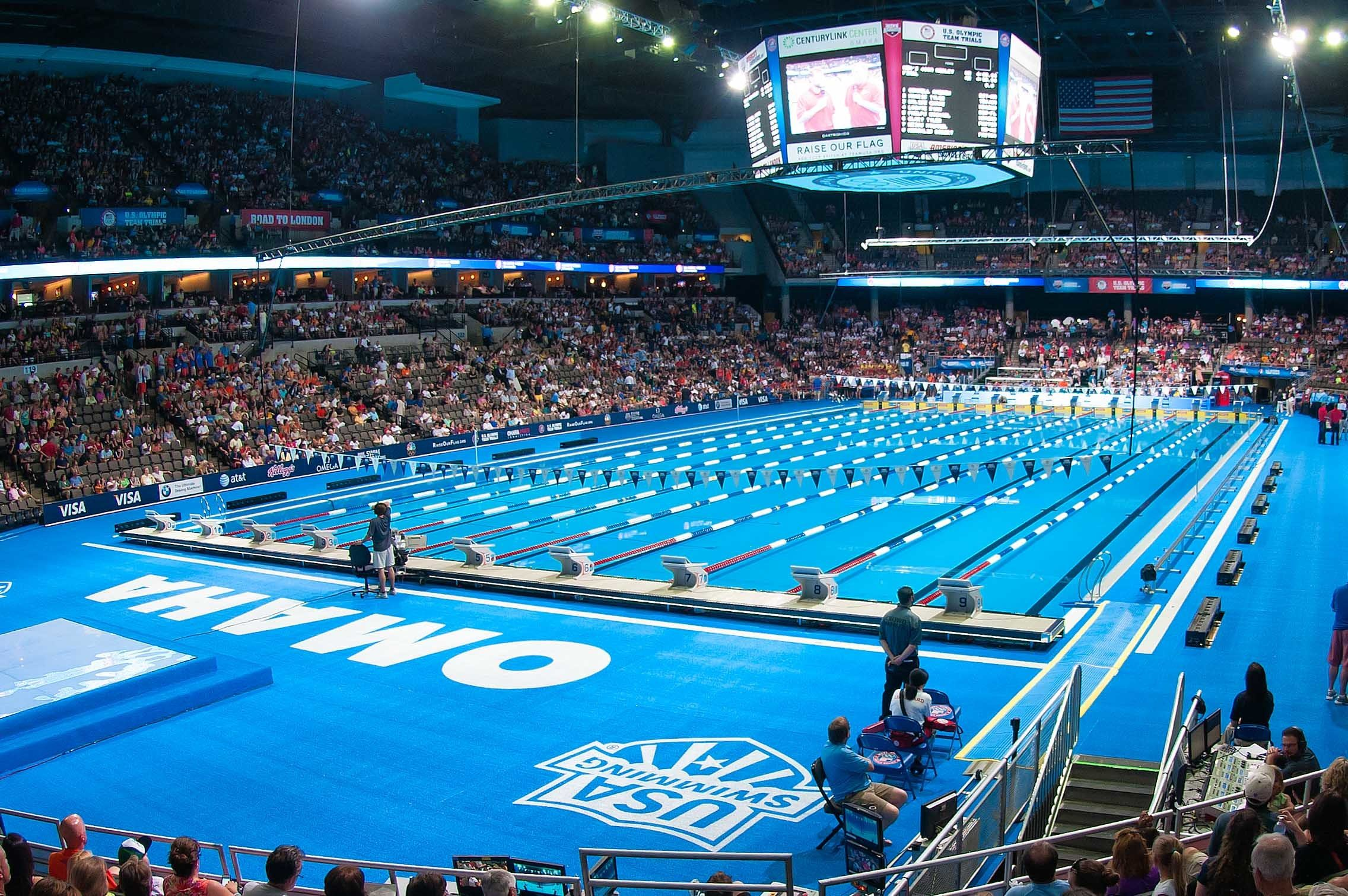 Swimmers Guide The World-wide Pool Directory