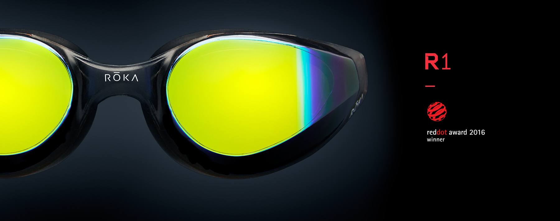 ROKA wins Red Dot Award for Product Design of their R1 goggle