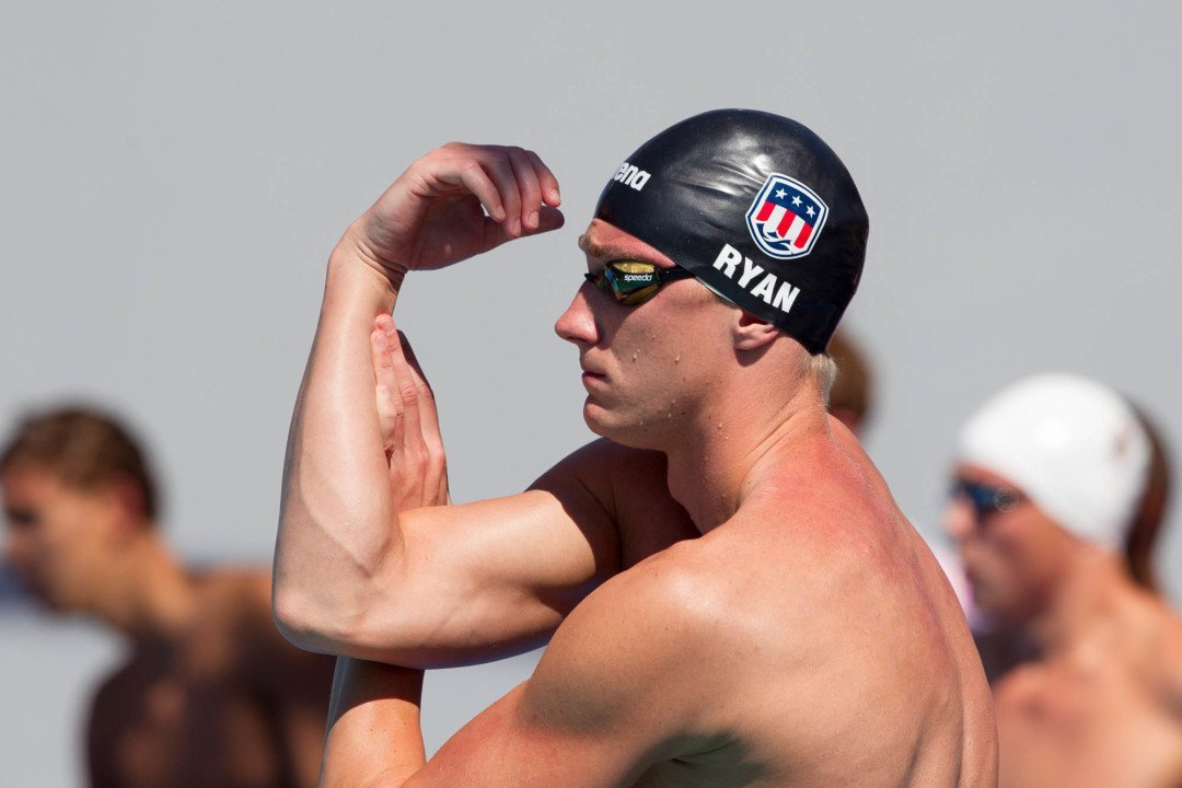Former U.S. International Shane Ryan Qualifies for Irish Olympic Team