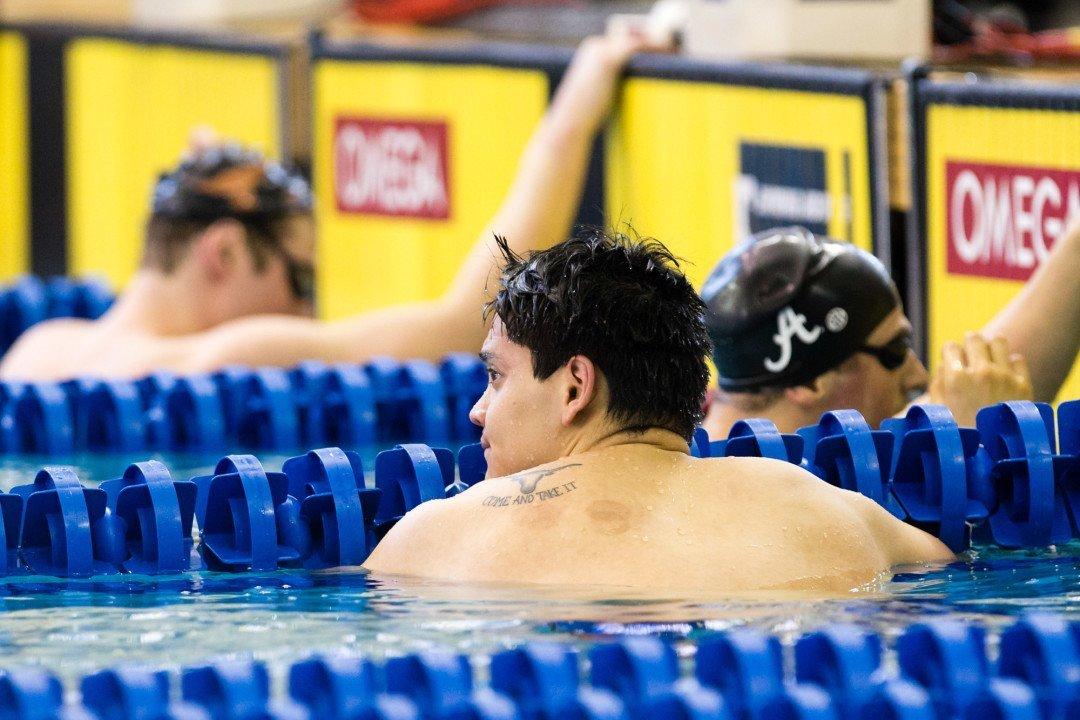 Joseph Schooling 2016 NCAA Championships Photo Vault