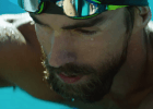 Man With Cerebral Palsy Imitates Michael Phelps Rule Yourself Video
