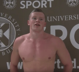 Peaty Puts On Showcase Of Fitness (Video Interview)