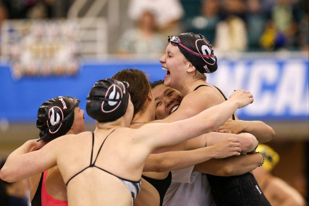 2016 Women's NCAA Updated Team Score Predictions: Day 4 Finals
