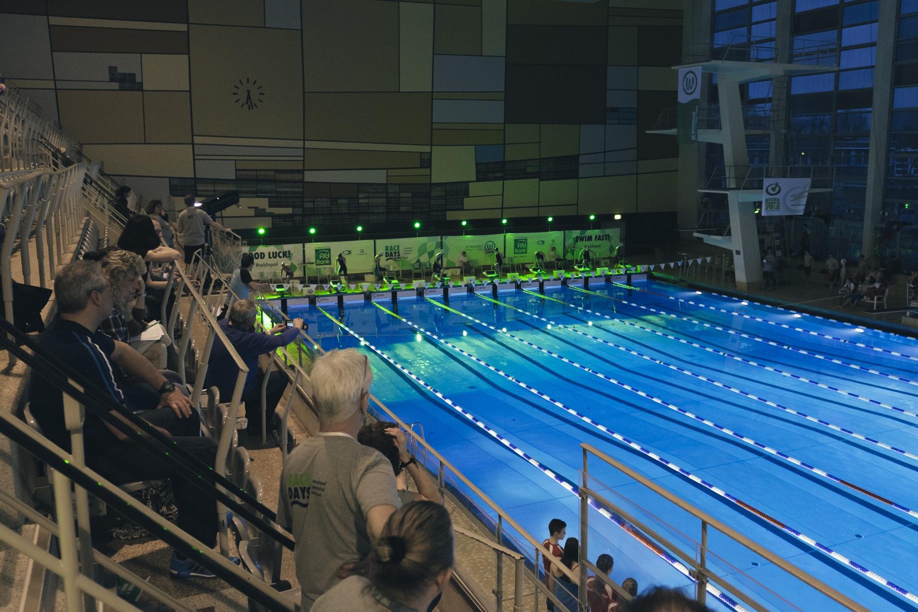 1 Swim Race Days Dortmund Ein voller Erfolg