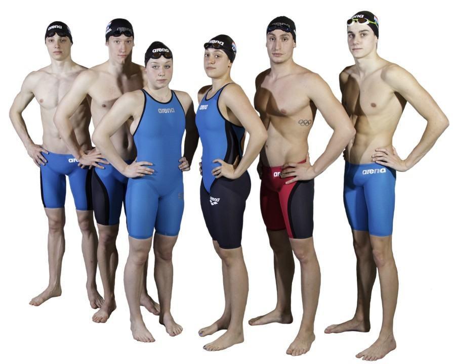 Luxemburger Schwimmverband mit 6 Schwimmern bei Europameisterschaften