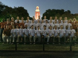 Peek Behind the Curtain of Texas Men's 2016 NCAA Championship Team