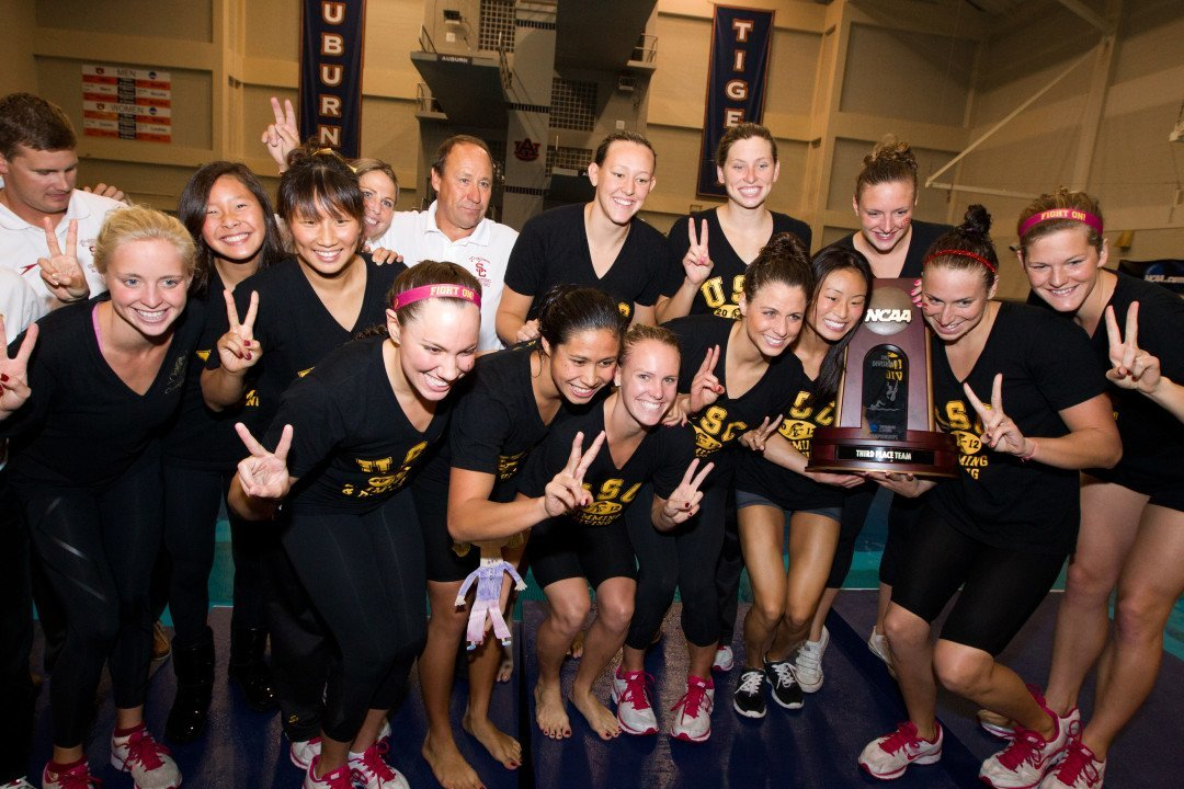Measure Elite NCAA Programs by NCAA Relay Qualifying (WOMEN)