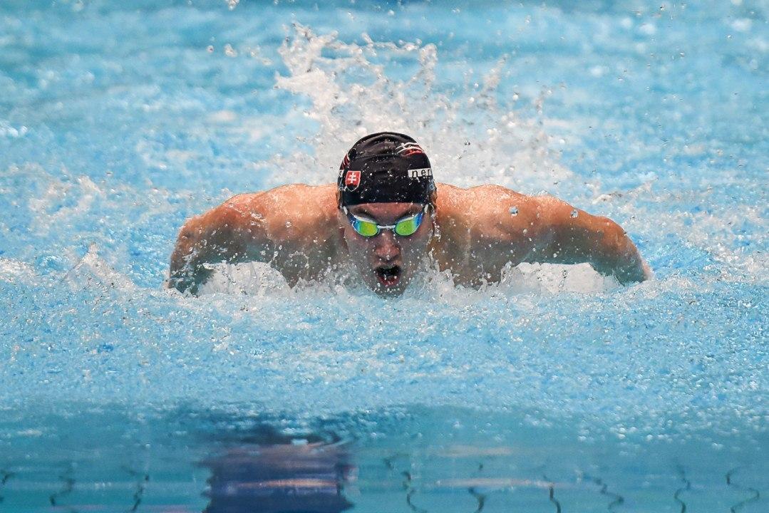 Florida State's Stefanik Sets Slovakian National Record, Nabs Worlds Bid
