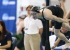 Kelsi Worrell scorched the heat with a 49.88 that nearly broke her own American, NCAA, and U.S. Open Records. Photo Credits: Tim Binning/TheSwimPictures.com