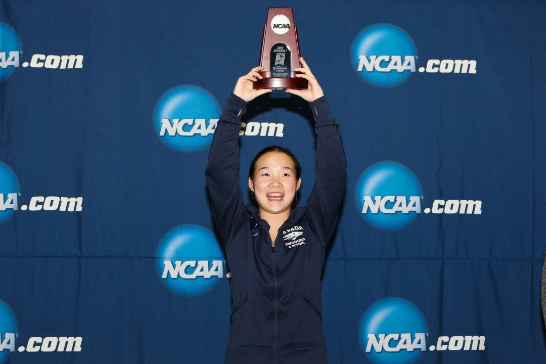 2017 W. NCAA Diving Preview: Zheng Looks To Repeat As Parratto Returns