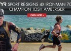 Josh Amberger, Courtesy of TYR Sport