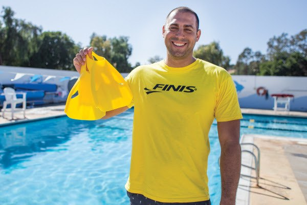 FINIS Set Of The Week: Zoomers Kick Workout