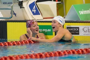 McKeown Hits Big-Time 58.14 100 Back, Tamsin Cook Returns To Form