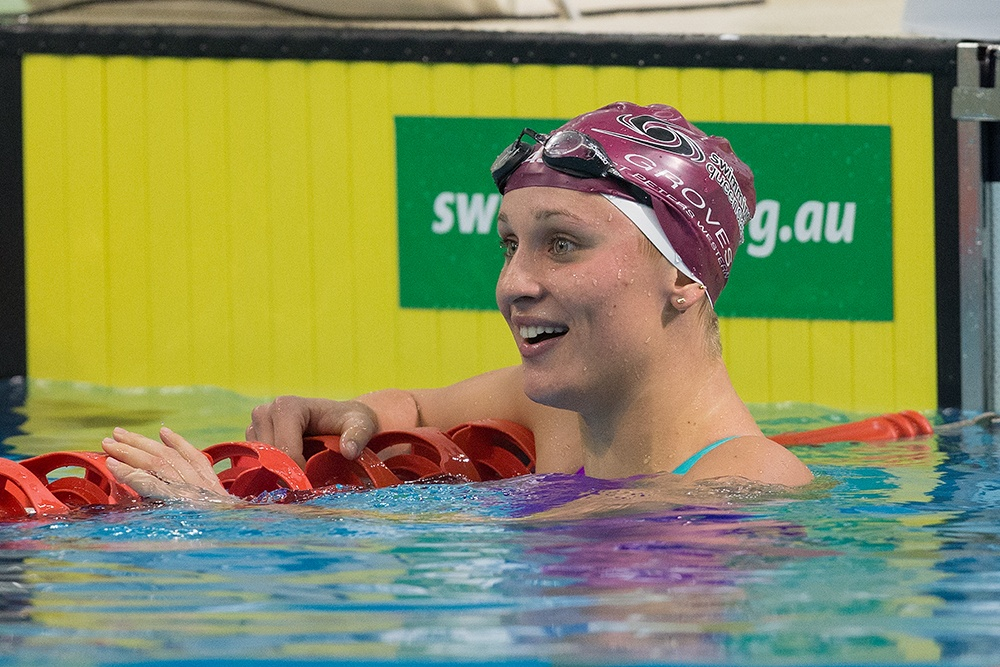 Read Swimming Australia's Statement On Cleared Maddie Groves