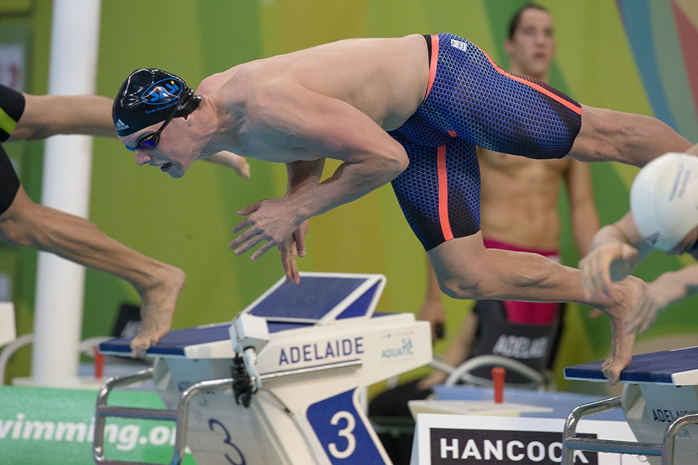 Watch King Kyle Chalmers' 100 Free Racing Return At Aussie SC C'ships